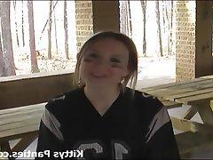 Amateur Babe Public Lingerie Teen