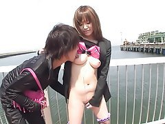 Asian Japanese Outdoor Teen