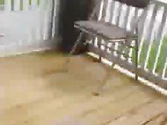 Amateur BBW Big Butts Outdoor