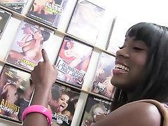 Babe Blowjob Cumshot Ebony Gloryhole