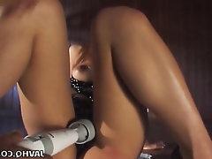 Big Tits Ebony Hairy Masturbation Solo