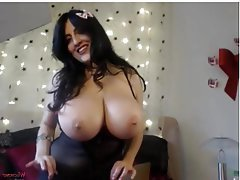 Big Boobs Big Nipples Dildo Big Tits