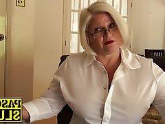 Big Boobs Blonde Blowjob Hardcore MILF
