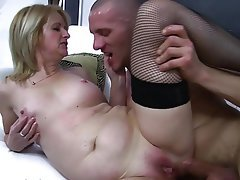 Anal Blonde Mature Old and Young Old and Young