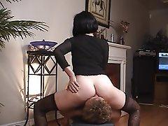 Ass Licking Mature