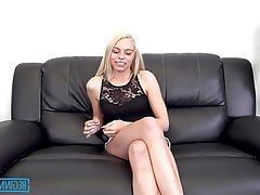Blonde Blowjob Hardcore Teen High Heels