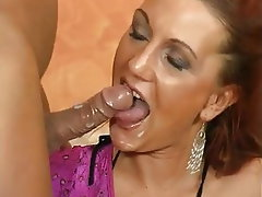 Anal Double Penetration German Threesome