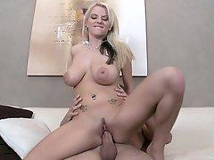 Babe Big Tits Blonde Fucking Hardcore