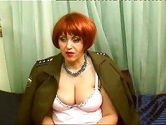 Amateur MILF Russian Webcam