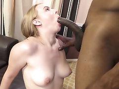 BBW Ebony Blowjob Cumshot Fetish