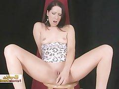 CFNM Femdom Masturbation Teen Upskirt
