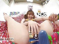 Asian Japanese Threesome